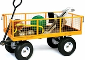 Main thumb blazer athletic steel equipment wagon black yellow