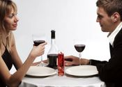Main thumb couple dinner date at home1