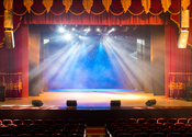 Main thumb theater stage
