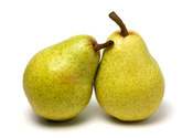 Main thumb pears