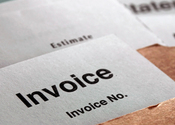 Main thumb invoice auditing