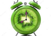 Main thumb depositphotos 174660026 stock photo alarm clock with kiwi dial